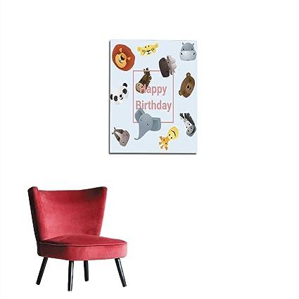 Amazoncom Longbuyer Wallpaper Cute Happy Birthday Card