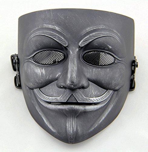 V For Vendetta Face Mask - 9