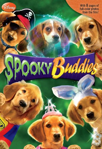 Spooky Buddies Junior Novel (Disney Buddies)