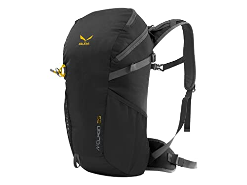SALEWA Melago 25 BP, Mochila Unisex Adulto, Negro (Black out), 24x36x45