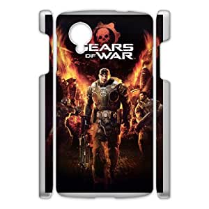 Google Nexus 5 Phone Case for Gears of War pattern design GQ05GW84797