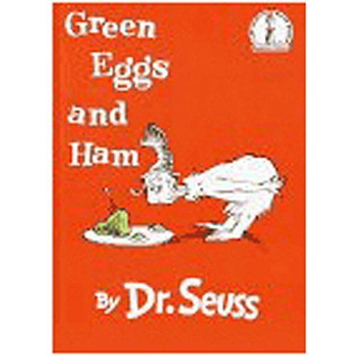 Random House PGN0016 Green Eggs and HAM -