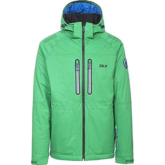 eded8ac8d Trespass Mens Allen Waterproof Ski Jacket: Amazon.co.uk: Clothing