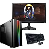 Computadora Killer Console i5 9400 8GB DDR4 1TB GTX 1650 LED 20 80+
