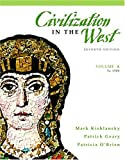 img - for Civilization in the West, Volume A (to 1500) (7th Edition) book / textbook / text book