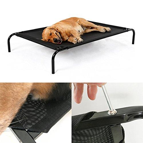 Legendog Cuna para Perro, Cama Elevada Desmontable para Mascotas Cuna para Mascotas Producto para Mascotas para Perro Cat L: Amazon.es: Productos para ...