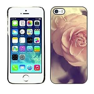 Ziland / Slim Design Case Cover Shel / Pink Vintage Spring Love / Apple iphone 4 4s