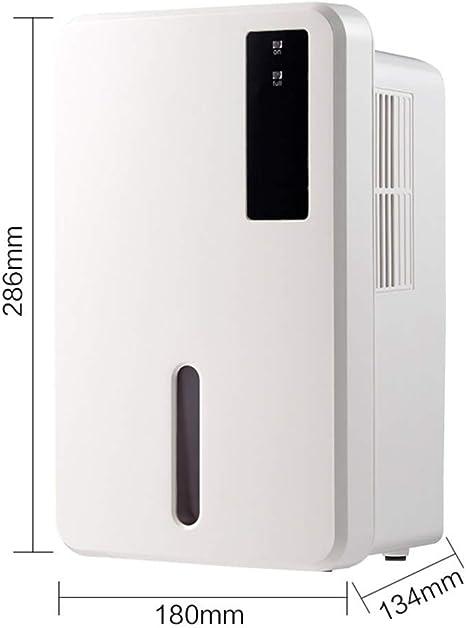 Portátil Mini Deshumidificador Purificador de aire, 10-20 ...
