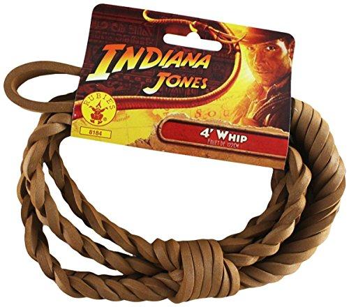 4' Whip Costume Accessory (Indiana Jones Costume Womens)