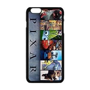 Pixar Fashion Comstom Plastic case cover For Iphone 6 Plus