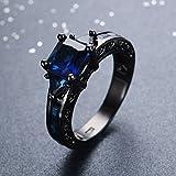 JunXin-Princess-Trillion-Radiant-Cut-Sapphire-Blue-Birthstone-Black-Gold-Ring-Size567891011