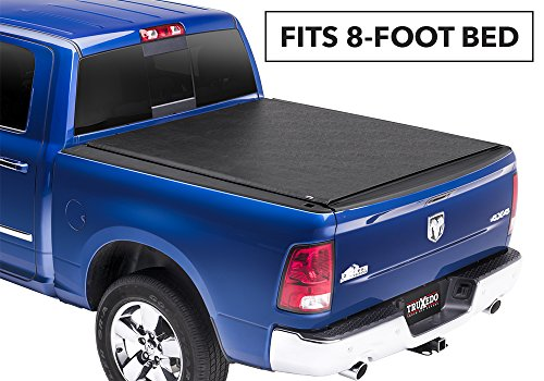 Truxedo Lo Pro Roll-up Truck Bed Cover 548101 02-08 Dodge Ram 1500 8' Bed, 03-09 Dodge Ram 2500/3500 8' Bed