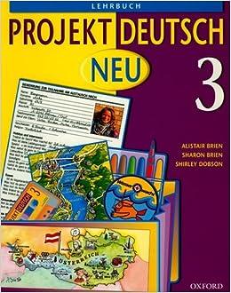 Book Projekt Deutsch: Neu 3: Students' Book 3: Neu Pt. 3