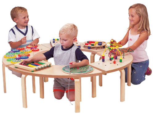 Circle Of Fun - Cof9012 - Tables Activity Tables Circle Of Fun COF9012