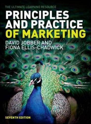 !B.E.S.T Principles and Practice of Marketing K.I.N.D.L.E