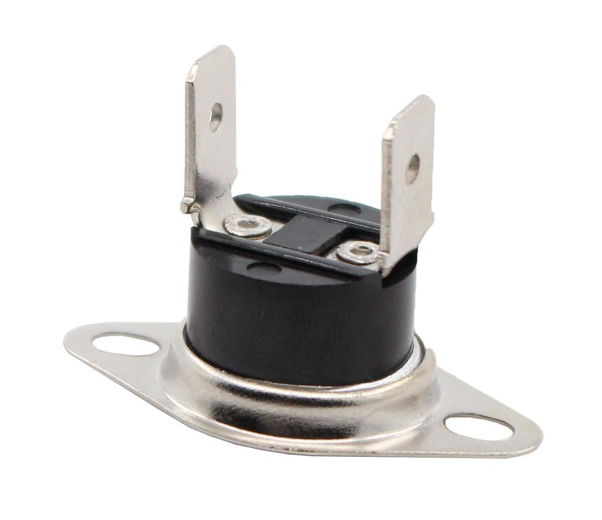 Amazon.com: XA Nueva ksd-150lc bimetal Fusible Térmico para ...