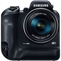 Samsung WB2200F 16.4 Megapixel Compact Camera - Black - 3 LCD - 60x Optical Zoom - Optical (IS) - 4608 x 3456 Image - 1920 x 1080 Video - HDMI - HD Movie Mode