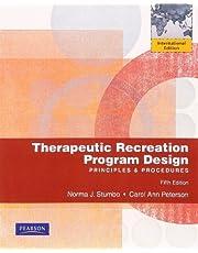 Therapeutic Recreation Program Design: Principles and Procedures