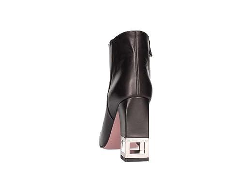 Albano 7078 Botines bajos Mujer negro 37: Amazon.es: Zapatos y complementos