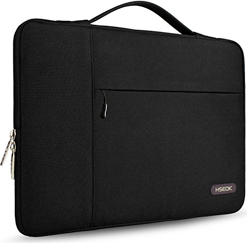 HSEOK 15-15.6 Inch Laptop Case Sleeve, Environmental-Friendly Spill-Resistant Briefcase for 15.4-Inch MacBook Pro 2012 A1286, MacBook Pro Retina 2012-