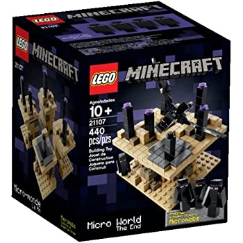 LEGO Minecraft Micro World - The End 21107 (Discontinued by manufacturer)