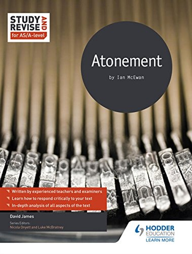 Atonement (Study & Revise for As/A Level)