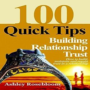 Building Relationship Trust Audiobook