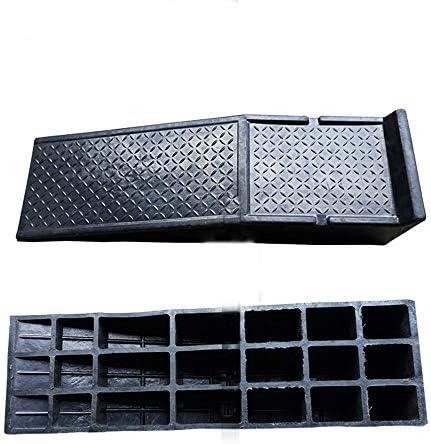 段差プレート カーメンテナンススペシャルパッド修復ステップラダー沿道スロープブラックリフティング 段差プレート スロープ (Color : Black, Size : 100x30x22cm)