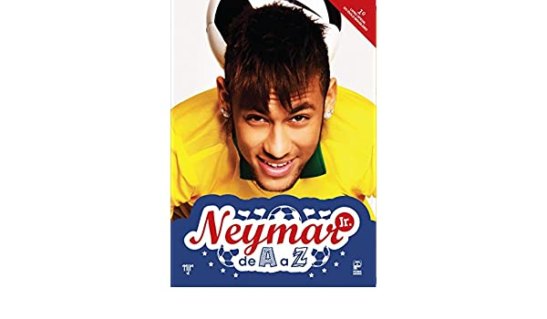 f764b14d99cc6 Amazon.com: Neymar Jr. de A a Z (Portuguese Edition) eBook: Neymar: Kindle  Store