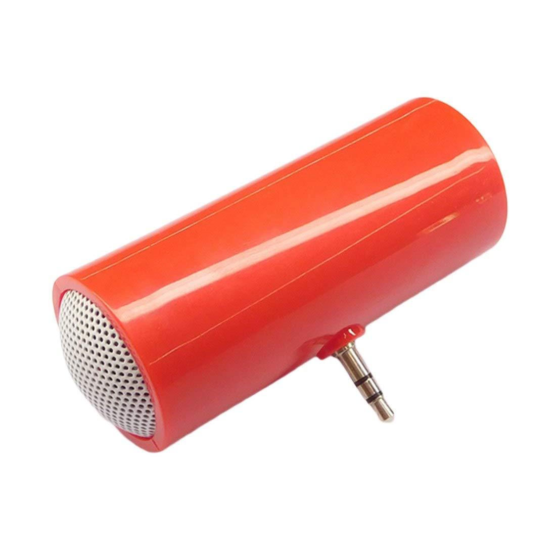 NoyoKere Mini Altavoz est/éreo port/átil de 3.5mm Jack para el tel/éfono Celular Compatible para la Tableta Smartphone del iPhone