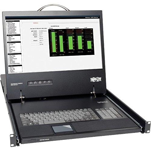 UNT KVM CONSOLE W/ 19 MONITOR/TOUCHPAD/KEYBOARD OSD-Digital Display Director ()
