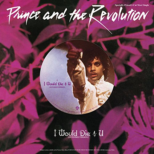 Prince and the Revolution - I Would Die 4 U (Vinyl Single)