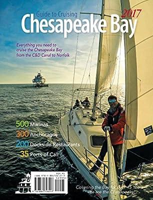 2017 Guide to Cruising Chesapeake Bay (English): Chesapeake