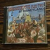 At Disneyland!