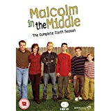 Malcolm in the Middle the complete 6th season