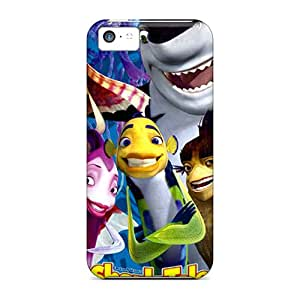 Hot New Shark Tale Case Cover For Iphone 5c With Perfect Design