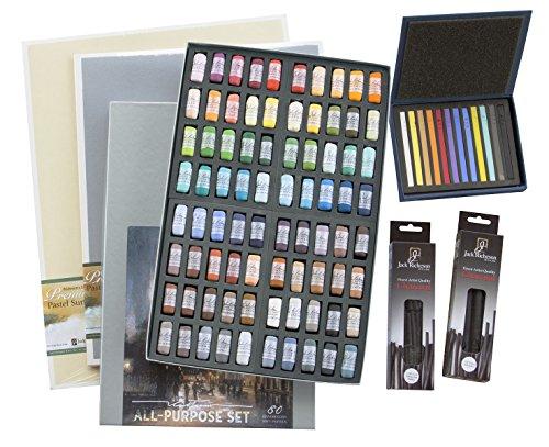 Alan Flattman's Professional Pastel Kit by Alan Flattmann