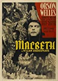Macbeth POSTER Movie (27 x 40 Inches - 69cm x 102cm) (1960) (Style D)