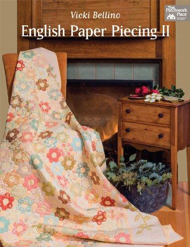 Paper Piecing Tutorial - English Paper Piecing II