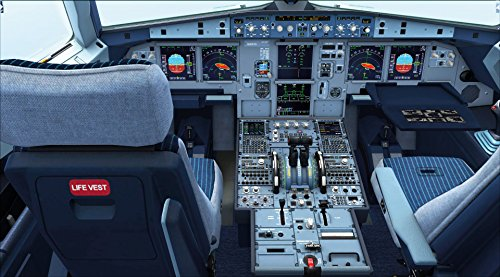 Airbus A320/A321 (FSX+P3D) - Windows Countdown