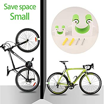 Bicycle Rack Storage Buckle Wall Hanger Mount Hook Parking Rack For Road Bike