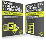 img - for Taxes & Accounting for Small Businesses QuickStart Guides: The Simplified Beginner's Guides to Taxes & Accounting for Small Businesses book / textbook / text book