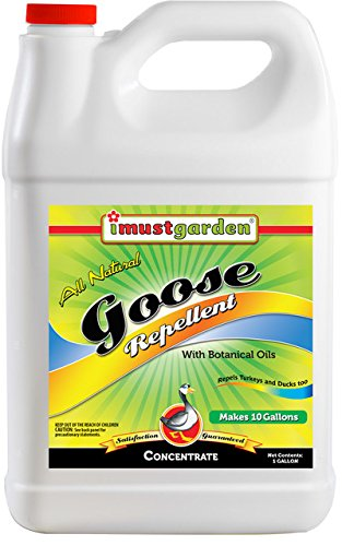 I Must Garden Goose Repellent - 1 Gallon Concentrate