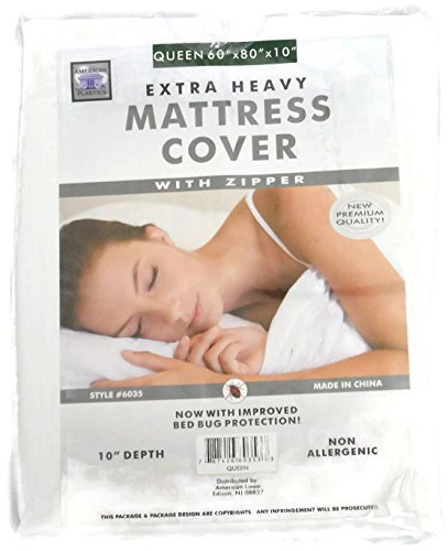 Zippered Mattress Allergenic Protection Inches product image
