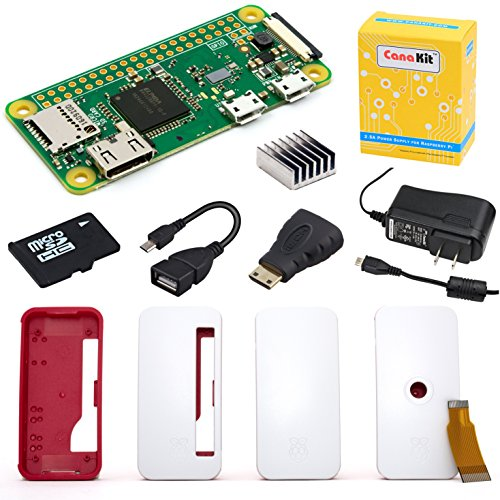 CanaKit Raspberry Wireless Complete Starter