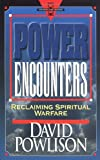 download ebook power encounters:  reclaiming spiritual warfare (hourglass books) pdf epub