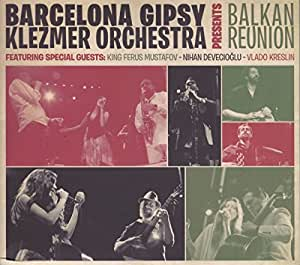Balkan Reunion   Cd
