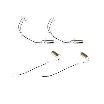 4 Piezas Micro Motor en Sentido horario / antihorario 716 para ...