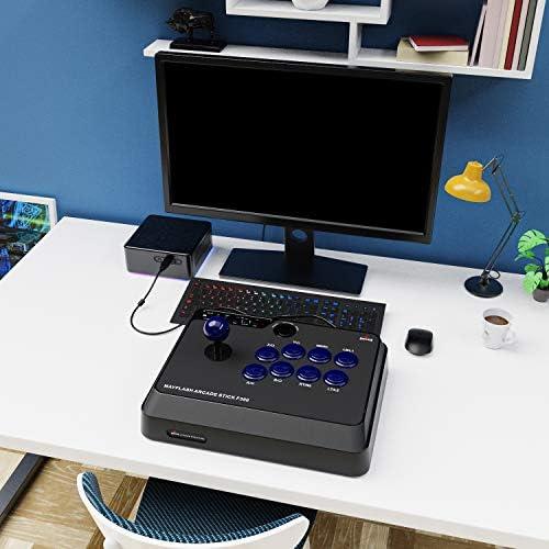 Mayflash F300 Arcade Fight Stick Joystick for Xbox Series X, PS4,PS3, Xbox One, Xbox 360, PC, Switch, NeoGeo mini, NeoGeo Arcade Stick Pro