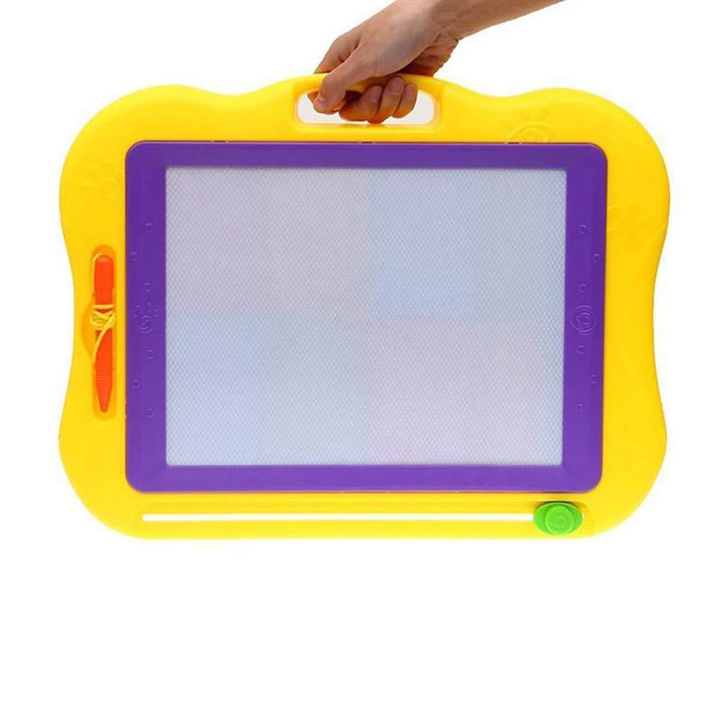 forepin Tablero de Dibujo Magnético Colorido para Niños ...